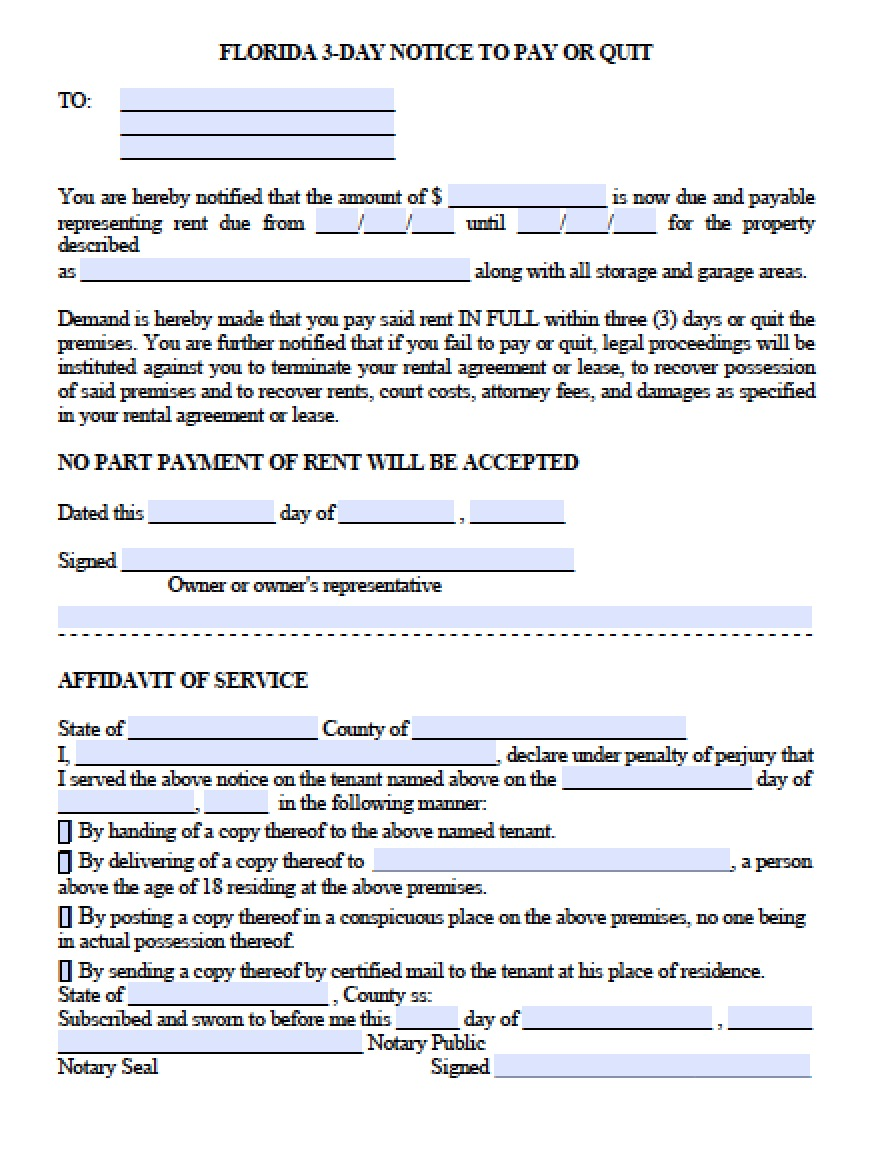 Eviction notice sample solarfm eviction notice letter template south africa hawaii 5 altavistaventures Image collections