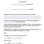 Free Colorado Rental Lease Agreement Templates Pdf Word