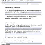 Free Delaware Rental Lease Agreement Templates Pdf Word