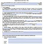 Download Free Rental Lease Agreements Pdf Word Templates