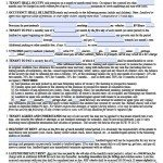 Free Washington Month To Month Lease Agreement Template